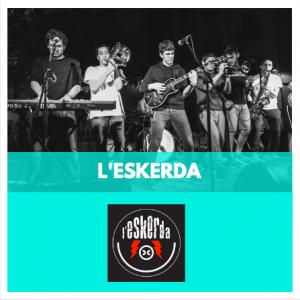 L'ESKERDA - GRUPS DE MÚSICA