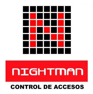 NIGHTMAN - CONTROLADORS D'ACCESSOS