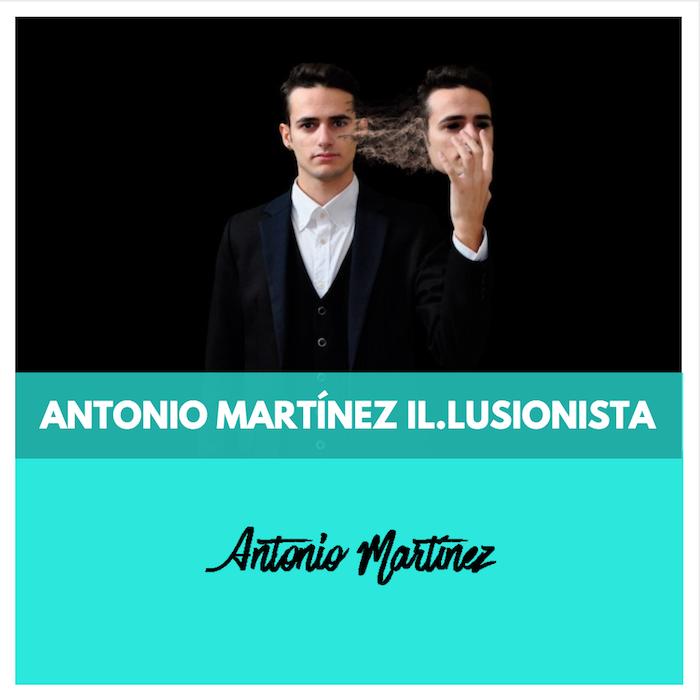 ANTONIO MARTÍNEZ IL.LUSIONISTA - MÀGIA PER FESTES - MÀGIA BARCELONA