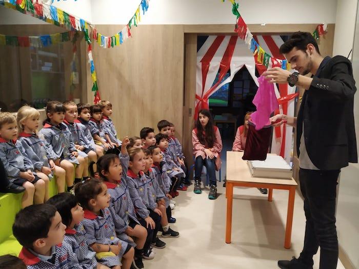 Espectacles de màgia per nens - Antonio Martinez Ilusionista - Mag Barcelona