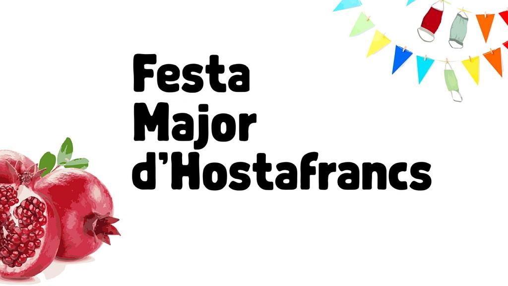que fer aquest cap de setmana - Festa major d'Hostafrancs 2020