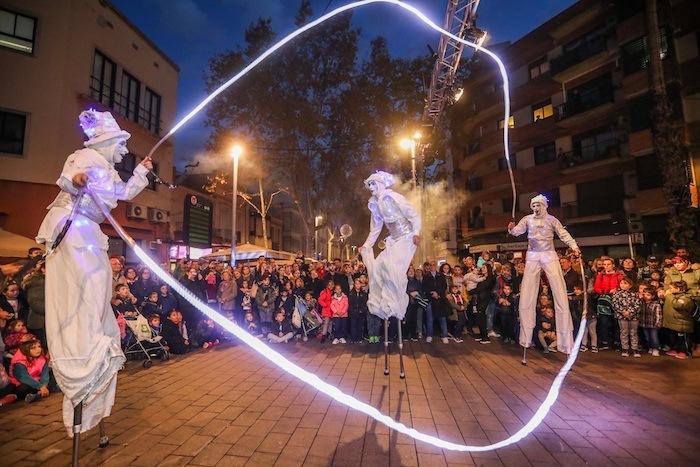 espectacles xanques - todozancos - espectacles de carrer - teatre de carrer