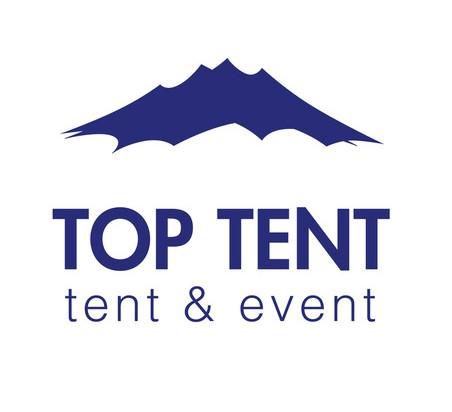 Top tent logo