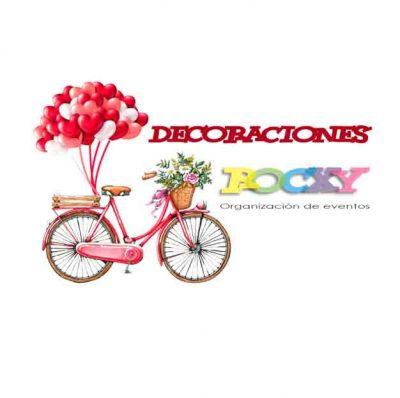 Logo Deocracions Rocxys