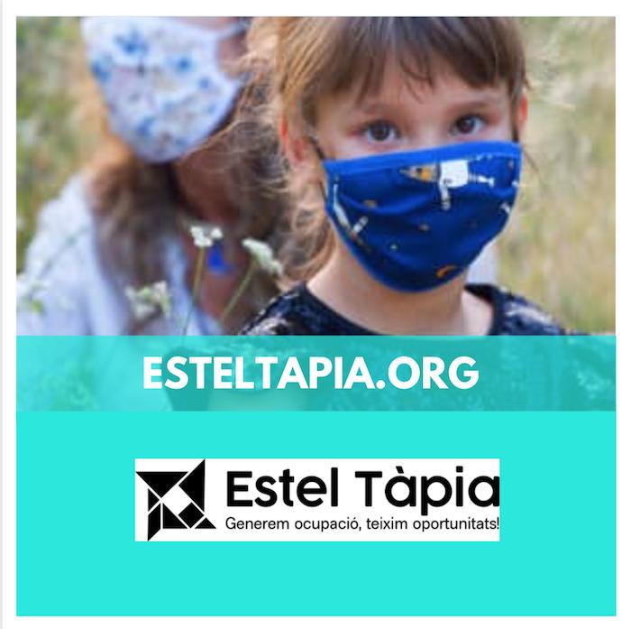 MASCARETES REUTILITZABLES - ESTEL TAPIA