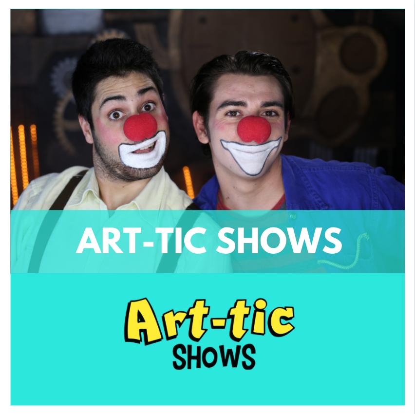 art-tic shows - espectacles infantils