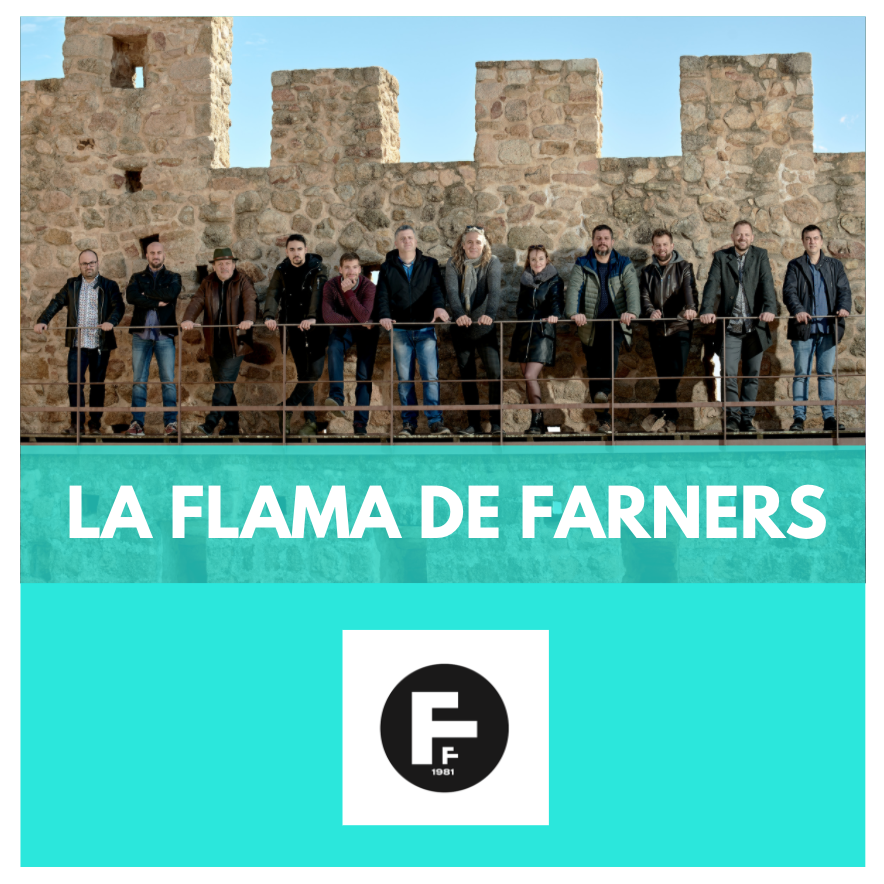 COBLA - COBLES DE SARDANES - LA FLAMA DE FARNERS