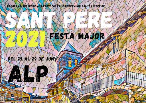 Festa Major- Alp - Festa Major d'Alp 2021