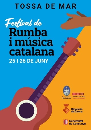 Festival de Rumba Catalana a Tossa de Mar - Que fer avui a girona