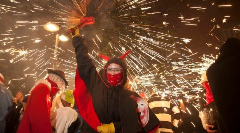 Tornen les festes majors - Santes de Mataró
