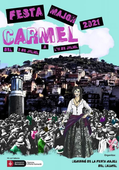 festa major del carmel - que fer avui a Barcelona