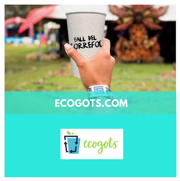 ECOGOTS - GOTS REUTILITZABLES PER FESTES MAJORS