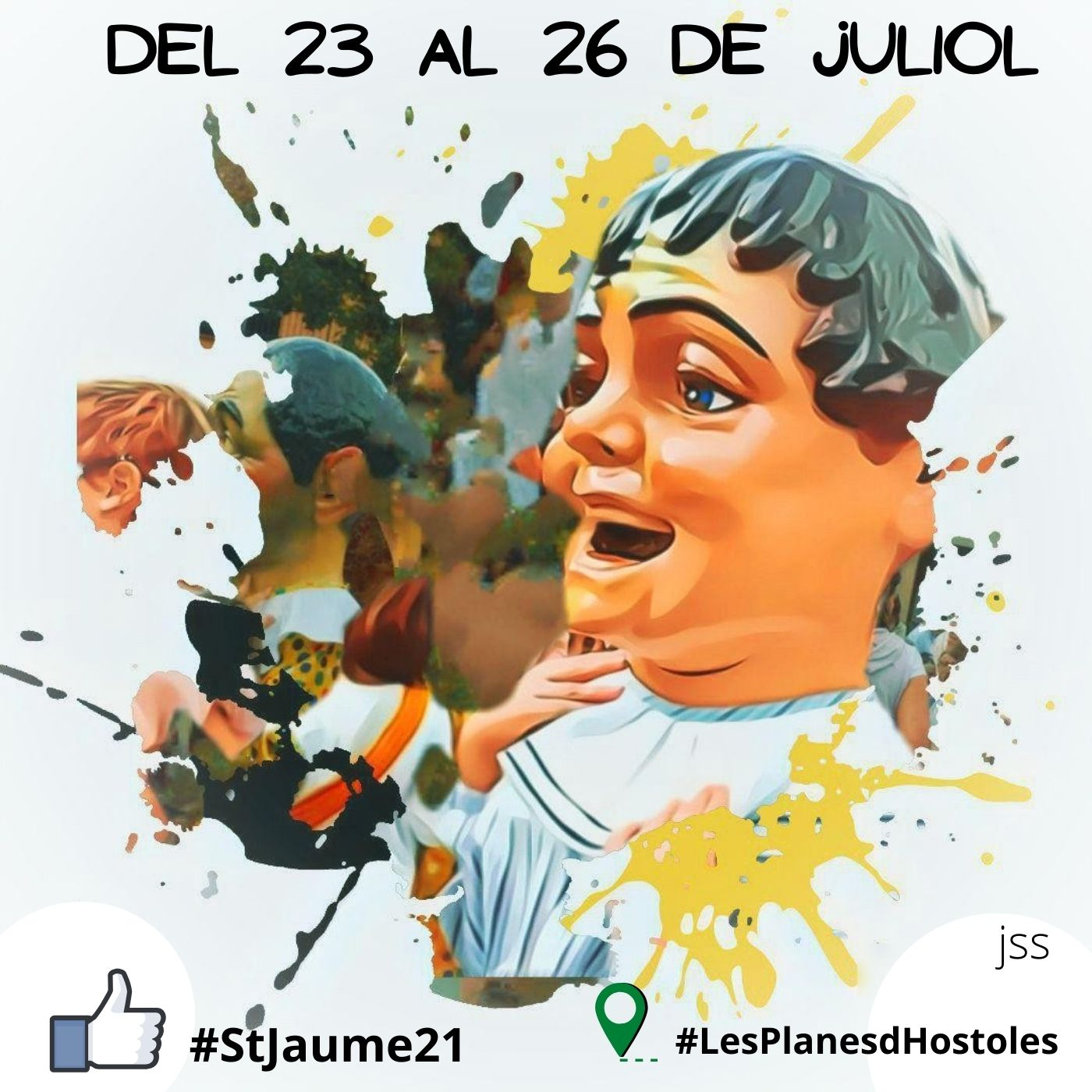 Festa Major de Sant Jaume a les planes d'hostoles - agenda Girona