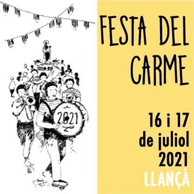 Festa Major - Llançà - festa del carme a llança