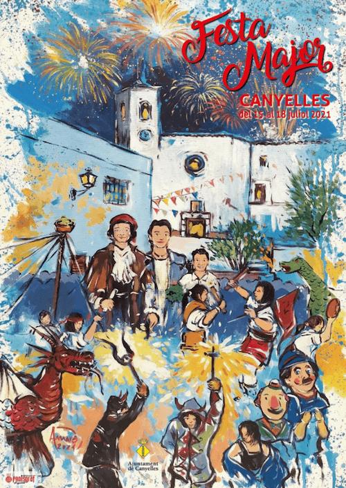 Festa Major de Canyelles - que fer aquest cap de setmana