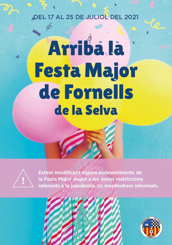 Festa Major de Fornells - Agenda girona