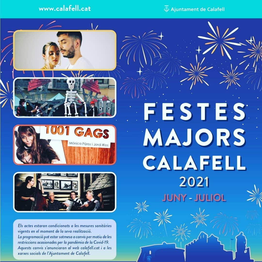 Festes Majors 2021 - Festa Major de Calafell