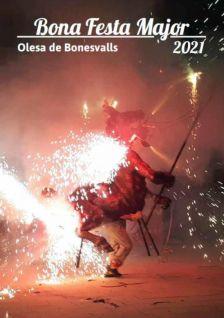 Festes majors 2021 - Olesa de Bones Valls - que fer avui
