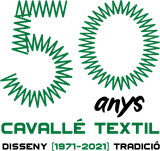 Logo Cavallé textil - regals promocionals tarragona - marxandatge tarragona