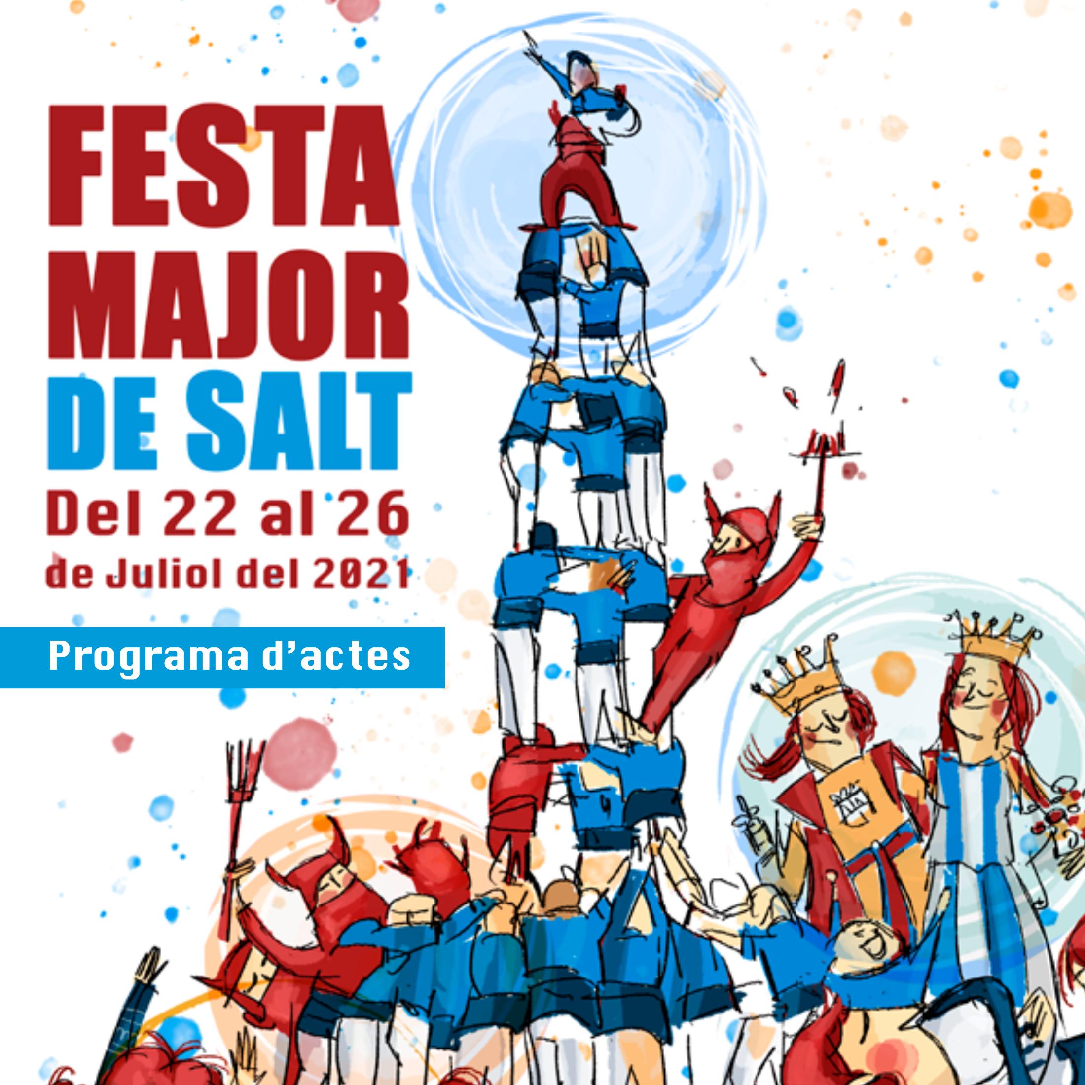 Que fer aquest cap de setmana - Festa Major de Salt