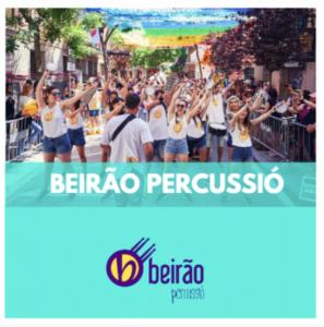 BEIRAO PERCUSSIO - GRUPS DE PERCUSSIO
