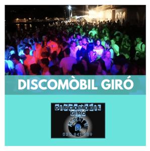 DISCOMOBIL GIRO - DISCOMOBIL