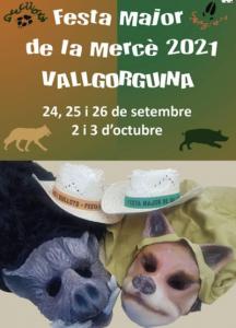 FESTES MAJORS CATALUNYA 2021 - FESTA MAJOR DE LA MERCE VALLGORGUINA - FIRES I FESTES BARCELONA