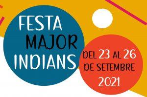 FESTES MAJORS CATALUNYA - FESTA MAJOR INDIANS SANT ANDREU - FESTES MAJORS BARCELONA