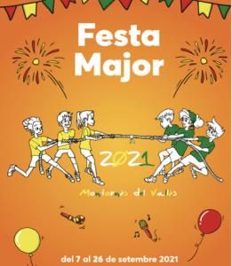FESTES MAJORS CATALUNYA - FESTA MAJOR MONTORNES DEL VALLES - QUE FER A BARCELONA