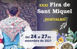 FESTES MAJORS CATALUNYA - FESTA MAJOR SANT MIQUEL HOSTALRIC - QUE FER AQUEST CAP DE SETMANA GIRONA