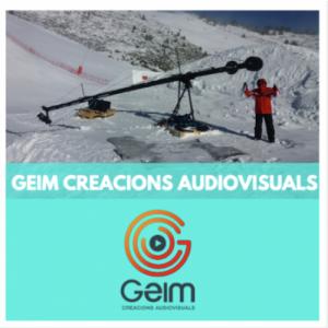 GEIM CREACIONS AUDIOVISUALS - PRODUCCIO DE VIDEOS
