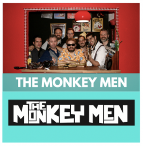 GRUP DE MUSICA - THE MONKEY MEN