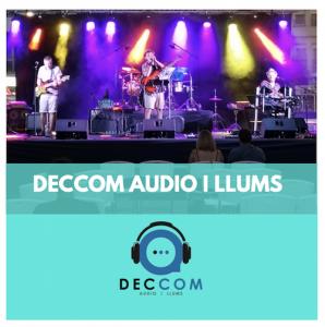 LLUMS I SO - DECCOM AUDIO I LLUMS - DECCOM