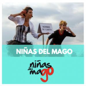 MAGIA -NINAS DEL MAGO- GRUPS ANIMACIO