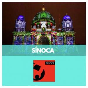 SINOCA - VIDEO MAPPING