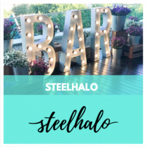 STEELHALO - DECORACIO PER ESDEVENIMENTS