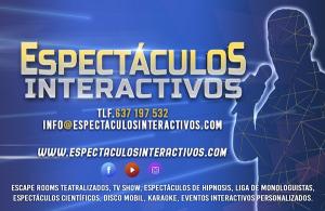 espectacles interactius - espectaculos interactivos - esdeveniments