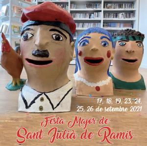 festa major catalunya - festa major de sant julia de ramis - fires i festes catalunya