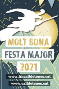festes majors catalunya 2021 - festa major calldetenes - fires i festes