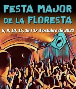 festes majors catalunya 2021 - festa major de la floresta - festes majors barcelona