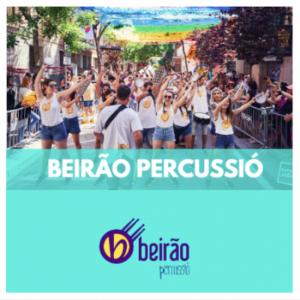 BEIRAO PERCUSSIO - GRUPS PERCUSSIO - GRUPS MUSICA FIRES I FESTES