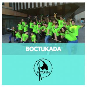 BOCTUKADA - GRUPS PERCUSSIO FIRES I FESTES