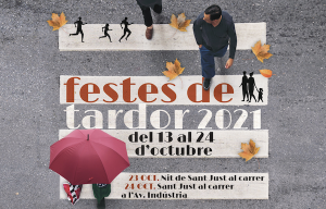 FESTES MAJORS CATALUNYA - FESTES DE TARDOR SANT JUST DESVERN - QUE FER AQUEST CAP DE SETMANA BARCELONA