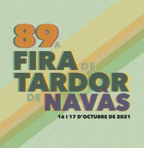FESTES MAJORS CATALUNYA - FIRA DE TARDOR DE NAVAS - FIRES I FESTES BARCELONA
