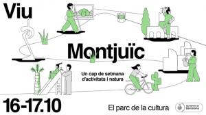 FESTES MAJORS CATALUNYA - VIU MONTJUIC - QUE FER AMB NENS BARCELONA
