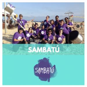 SAMBATU - GRUPS PERCUSSIO - PERCUSSIO PER FIRES I FESTES