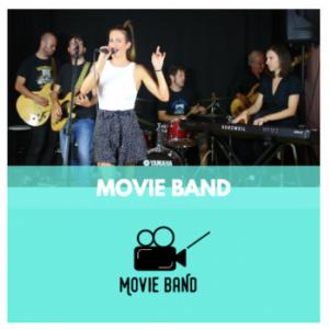 grups de musica - movie band