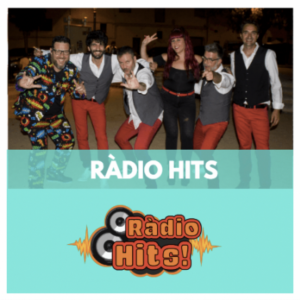 grups de musica - radio hits - grup de versions