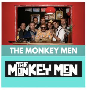 grups de musica - the monkey men