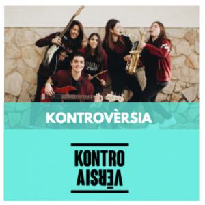kontroversia - grups de musica